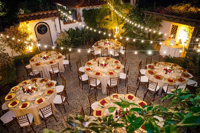 backyard wedding la jolla