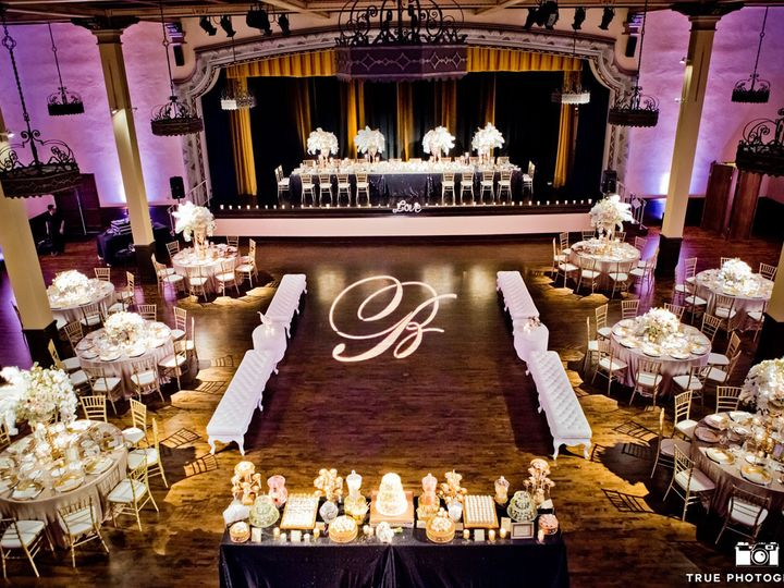 Tmx 1432239683945 The Prado Grand Ballroom Soft Pink Uplights With C San Diego wedding eventproduction