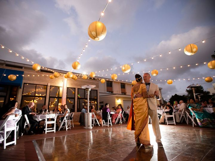 Tmx 1432239727877 San Diego Market Lights With Gold Paper Lanterns San Diego wedding eventproduction