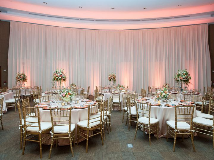 Tmx 1432239771097 Scripps Seaside Forum Backrop With Led Uplights San Diego wedding eventproduction