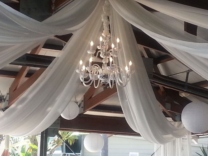 Tmx 1432239813712 Chandelier And Ceiling Draping San Diego wedding eventproduction