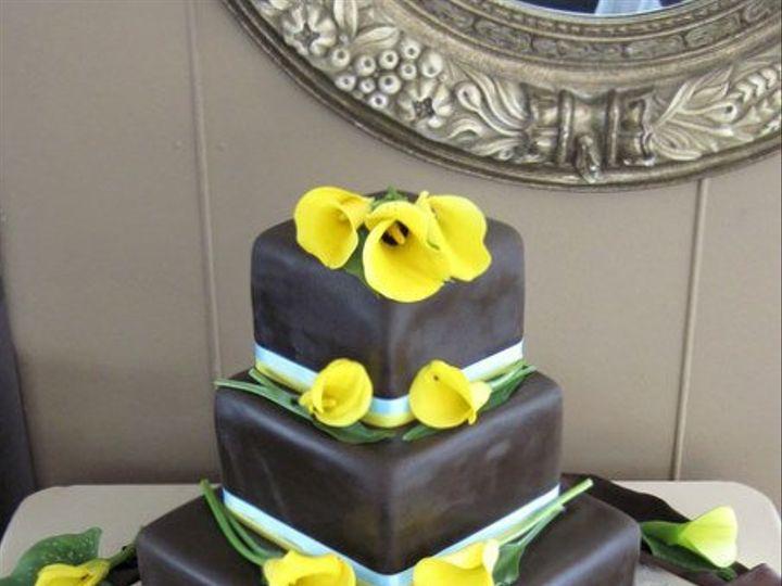 Tmx 1267942656628 Chocolatediamondsqscallas.jpg Huntington Beach, California wedding cake