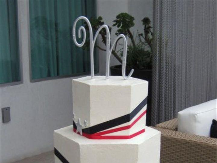 Tmx 1275282871032 Cakes003 Huntington Beach, California wedding cake