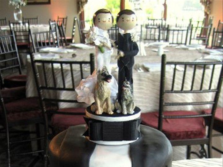 Tmx 1276839588350 CameronTuxGroomsCake Huntington Beach, California wedding cake