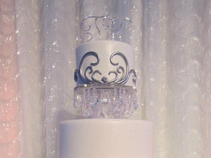 Tmx 1423855966804 Chandeliercaek Huntington Beach, California wedding cake