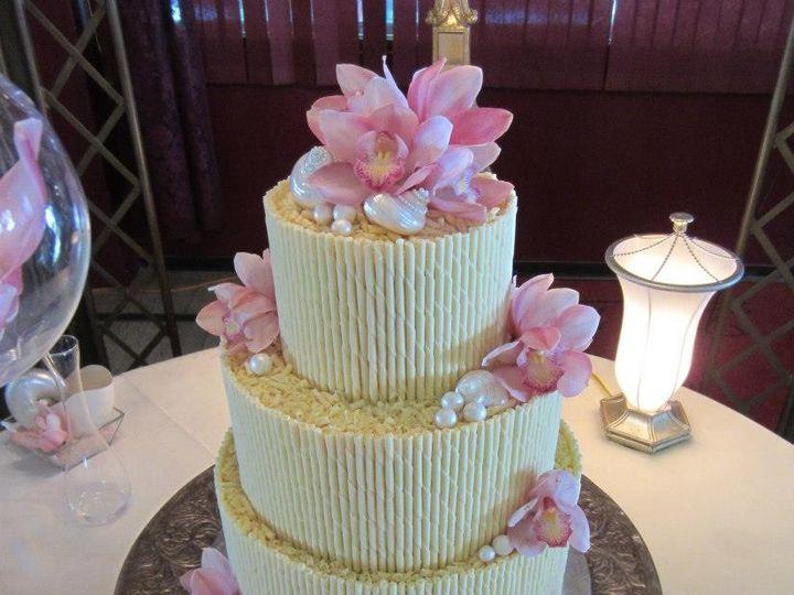 Tmx 1423855975327 Cigarettecake Huntington Beach, California wedding cake