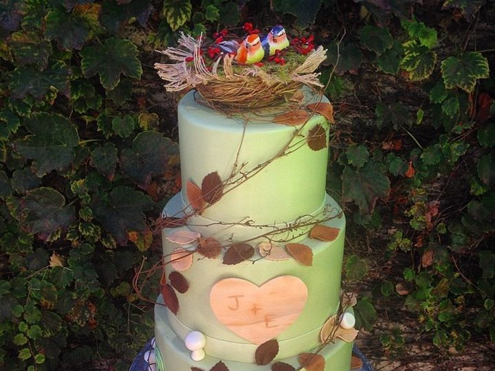 Tmx 1423855979623 Gardencake Huntington Beach, California wedding cake