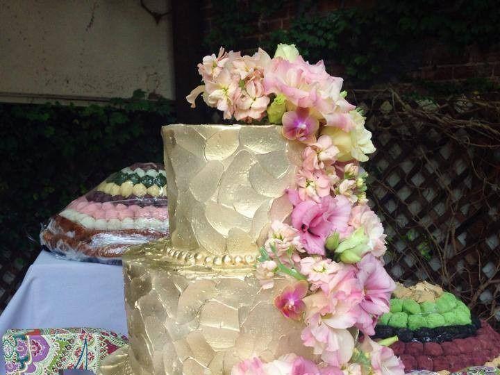 Tmx 1423855995830 Goldrustic Huntington Beach, California wedding cake