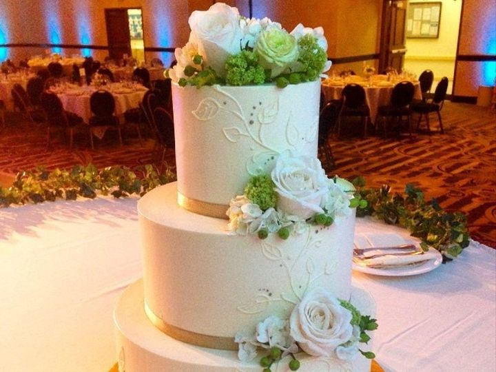 Tmx 1423855998900 Leaf Huntington Beach, California wedding cake