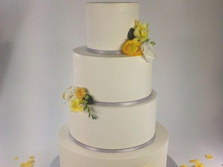 Tmx 1423856047961 Smooth Huntington Beach, California wedding cake