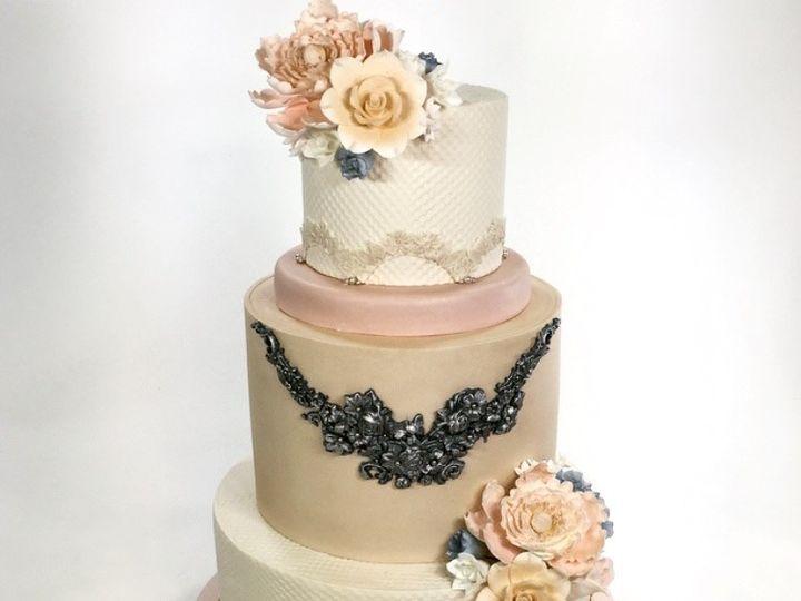 Tmx 1423865703740 Image3 Huntington Beach, California wedding cake