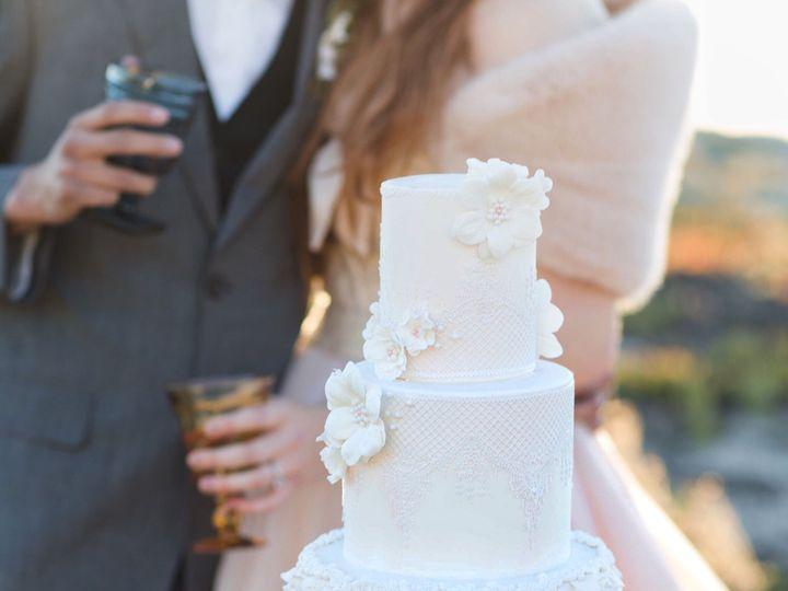 Tmx 1491286000 11cc486983546027 IMG 3856 Huntington Beach, California wedding cake