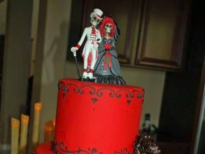 Tmx 1491289006494 Img3452 Huntington Beach, California wedding cake