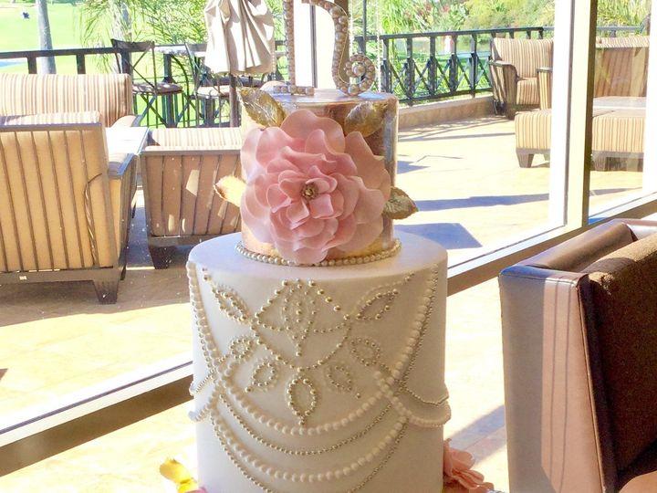 Tmx 1491289592406 Img1453 Huntington Beach, California wedding cake