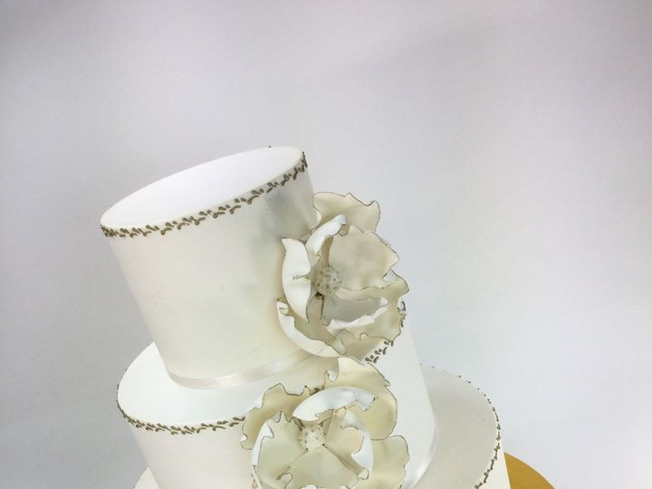 Tmx 1515197024 Fc3f352c65799817 1491289014705 Img3504 Huntington Beach, California wedding cake