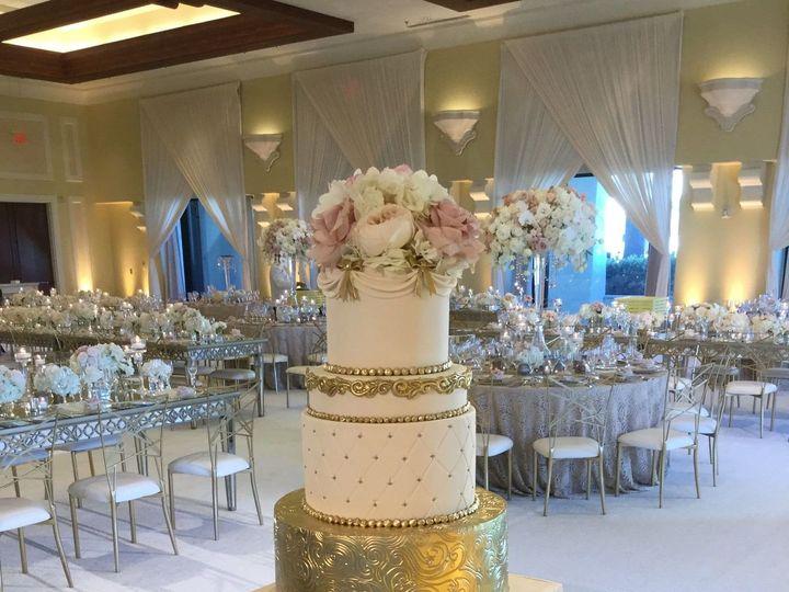 Tmx 1515197052 0c092485e44c622d 1491289592932 Img1471 Huntington Beach, California wedding cake