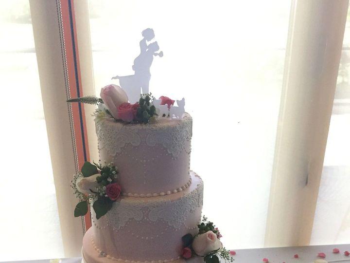 Tmx 1515197058 F533de5ee997e769 1491289610411 Img1673 Huntington Beach, California wedding cake