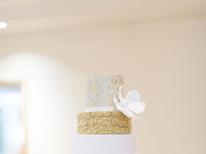 Tmx 1518814673 8fa6db7247c0cca9 1518814669 6d7ee2e683de8b66 1518814663057 8 HiltonTasting Chri Huntington Beach, California wedding cake