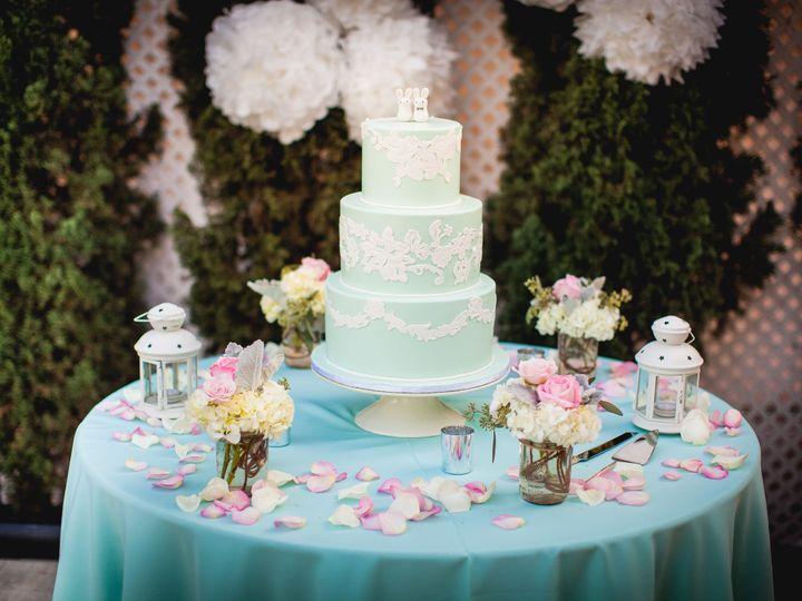 Tmx 1518815085 D83e72ba39f30f4e 1518815081 2e10186ff1df48e2 1518815063010 43 Reena And Wally W Huntington Beach, California wedding cake