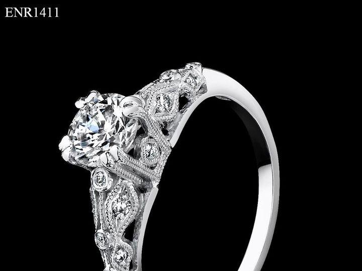 Tmx 1345654468423 Ring4 Haddon Heights wedding jewelry