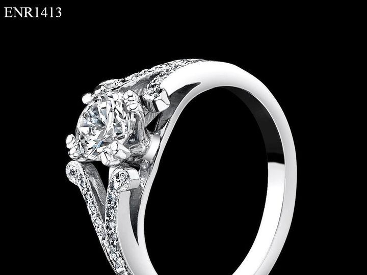 Tmx 1345654509984 Ring5 Haddon Heights wedding jewelry