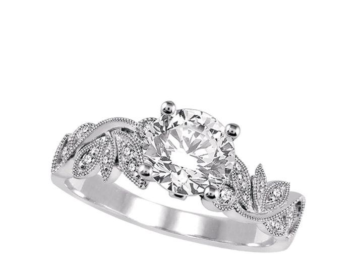 Tmx 1345654790502 14038FHWGSM Haddon Heights wedding jewelry