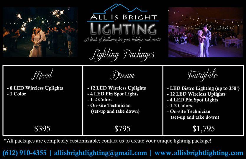 b3e84758a593a84e 1521908492 bbca27d2451e1e60 1521908488381 4 Lighting Packages
