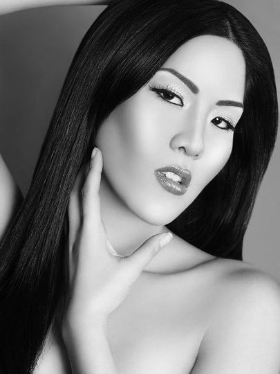 Malte Roger: Model.Amy Chang: Hair.Keya: MUA.Keya
