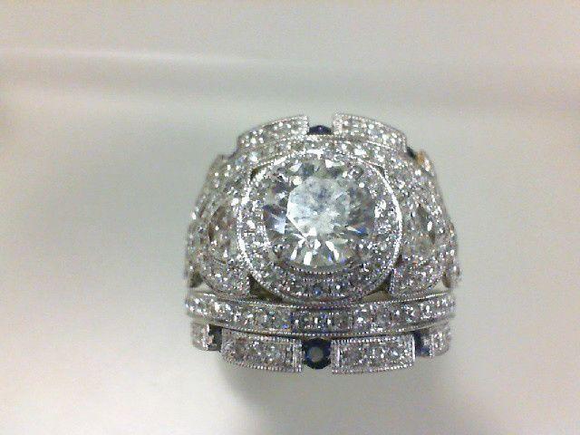 Tmx 1509037515961 Gaunay Ralph Judy 18k Wg 1.20ct Eng Ring And Saph  Albany wedding jewelry