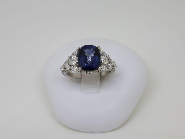 Tmx 1509037552211 Krauss Macy Platinum 5.03ct Sapphire And Diamonds  Albany wedding jewelry