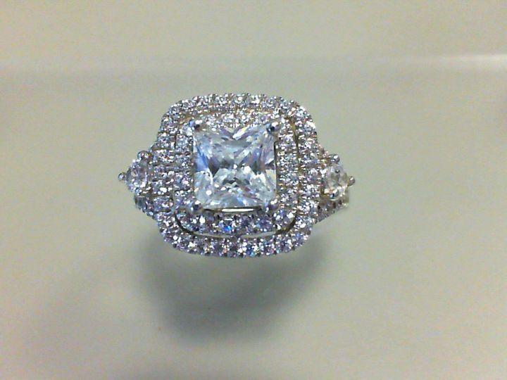 Tmx 1509037601693 Pratt Warren 14k Wg 1.50ct Princess Cut Dia Eng Ri Albany wedding jewelry
