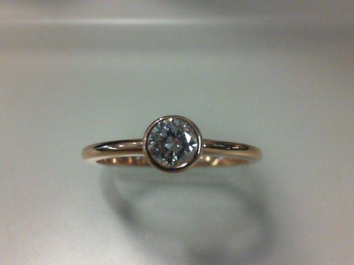 Tmx 1509038142339 Cimino Daniel 14k Rg .27ct Dia Bezel Ring Albany wedding jewelry