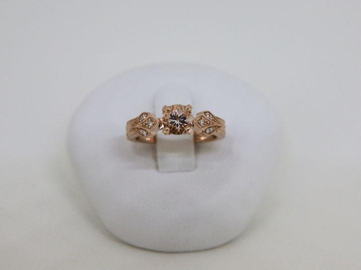 Tmx 1509038143520 Reaulo Shawn Reaulo 14k Rg Morganite Eng Ring 1 Albany wedding jewelry