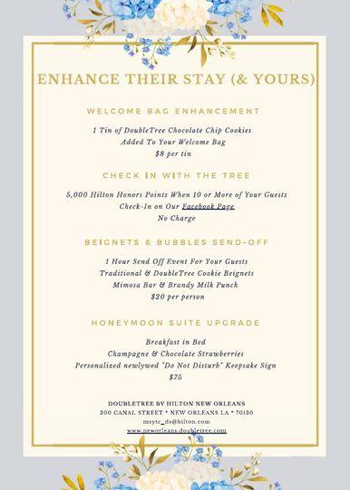 Enhance your Wedding Block