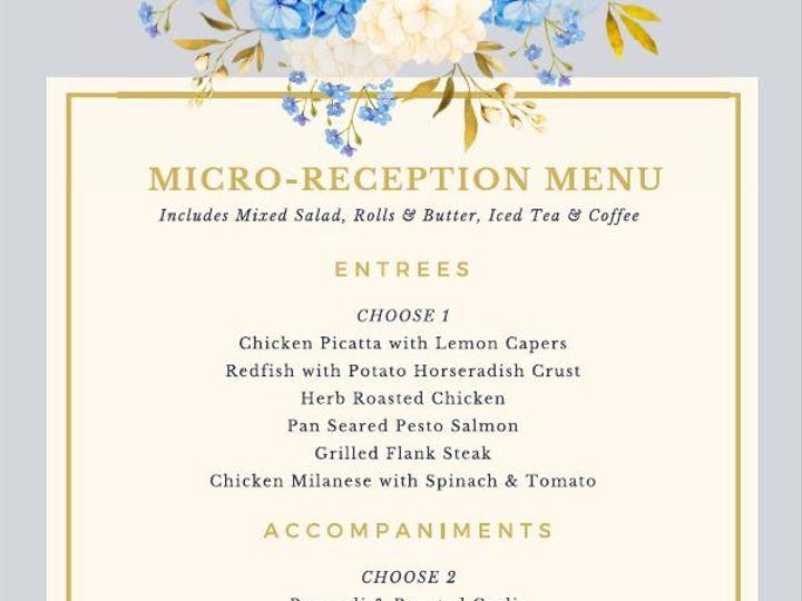 Tmx Micro Wedding Dinner 51 904294 159796560488643 New Orleans, LA wedding venue
