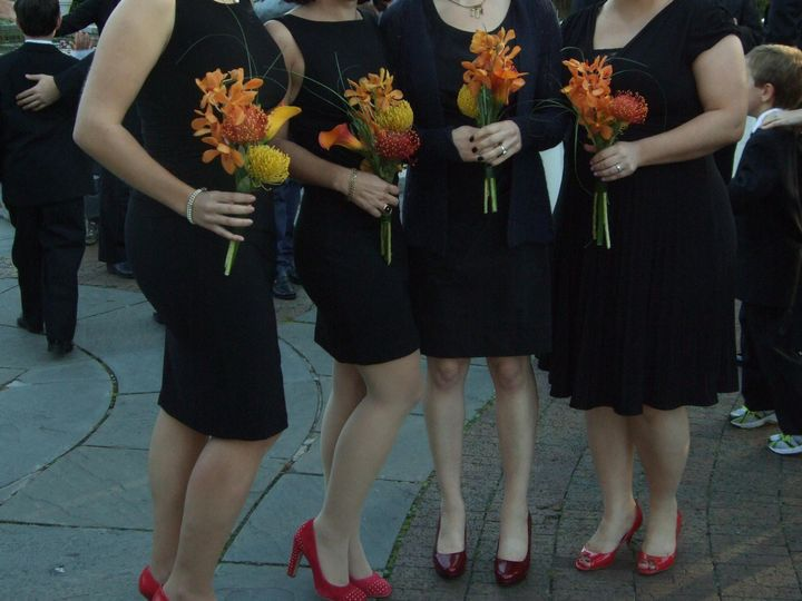 Tmx 1402594930583 Blog Photos October 017 Brooklyn wedding florist
