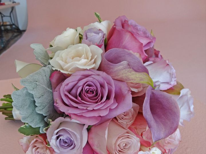 Tmx 1402594952054 Blush Bouquet Web Brooklyn wedding florist