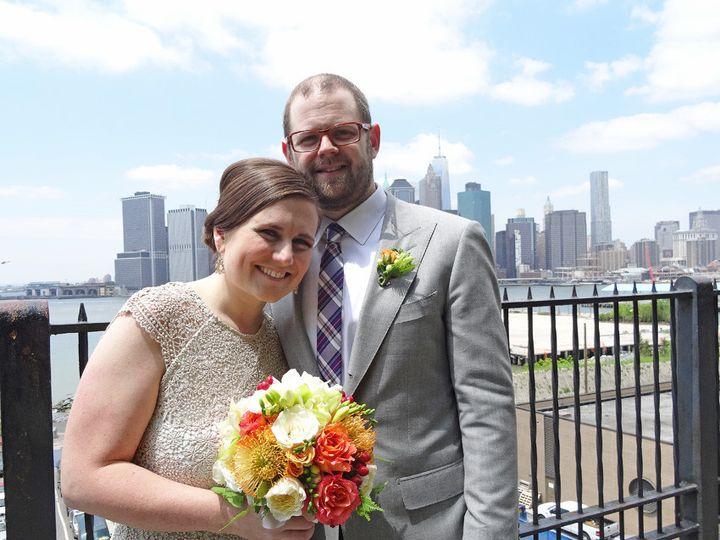 Tmx 1402595016226 Elierin May29 Wed 2014 017 Brooklyn wedding florist