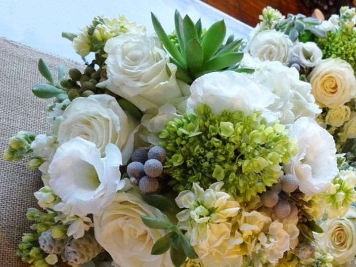 Tmx 1402595109257 Greenpointbq Brooklyn wedding florist