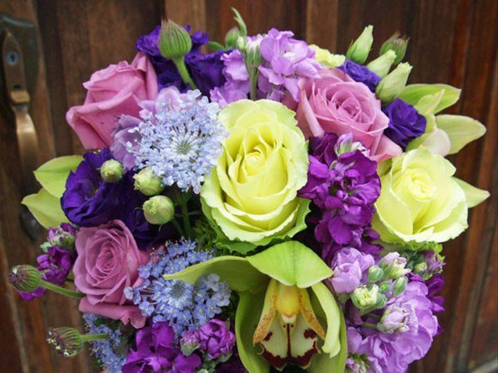 Tmx 1402595129636 Lavpurgrnbqweb Brooklyn wedding florist
