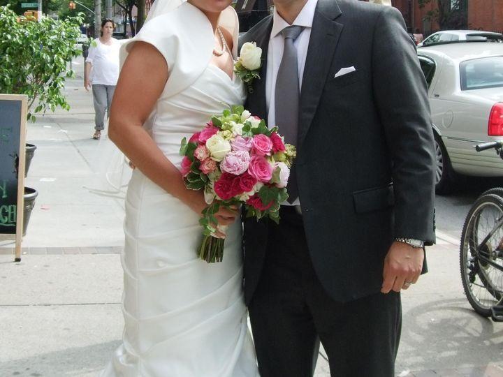 Tmx 1402595654397 Rachel Adnan Wedding 010   Copy Brooklyn wedding florist