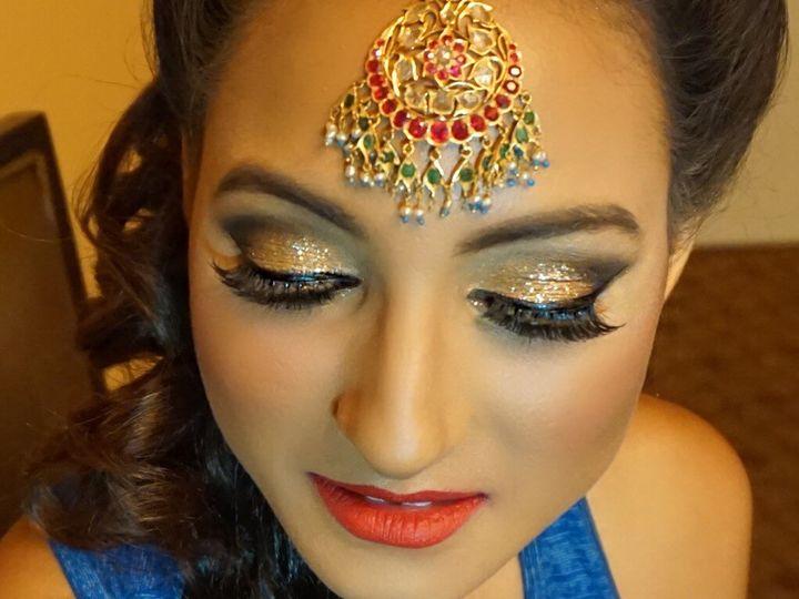 Tmx 1449202316874 Indianweddingmakeup Scottsdale, AZ wedding beauty