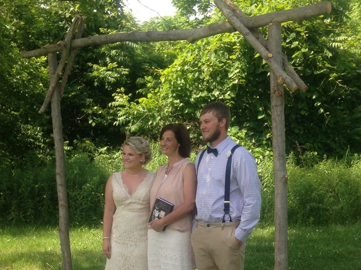 Tmx 1470402251593 Img0980 Lock Haven, PA wedding officiant