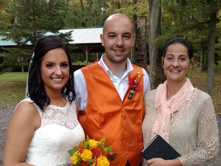 Tmx 1478625607378 Img20161008170747268 Lock Haven, PA wedding officiant