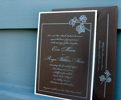 Tmx 1267796316024 Elegance1 Roslyn wedding invitation
