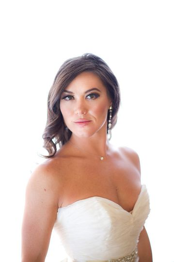 Glamour Bridal Hair and Makeup