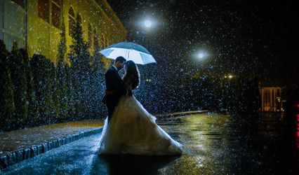 The wedding of Ashley and Steven