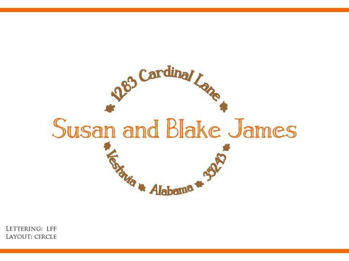 Tmx 1391639070360 Cat W Linespage3 Birmingham wedding invitation