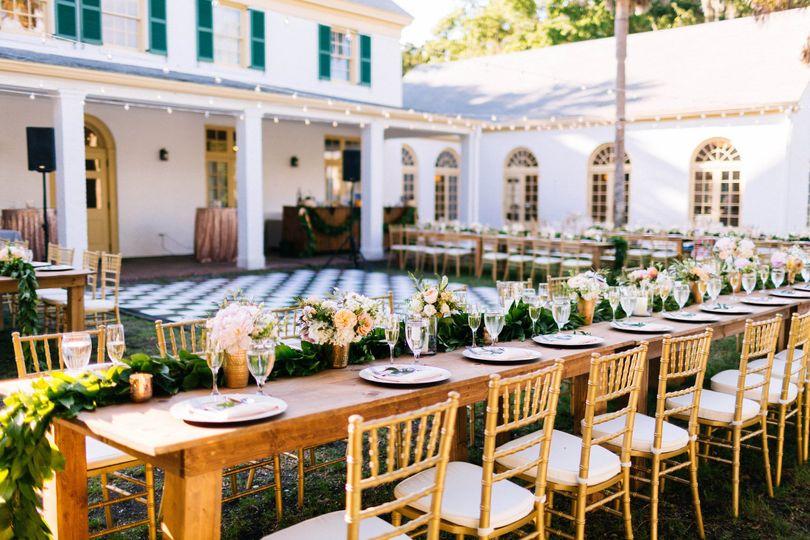 Luxe party rentals event rentals jacksonville fl weddingwire junglespirit Images
