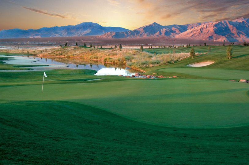 golf hole 9